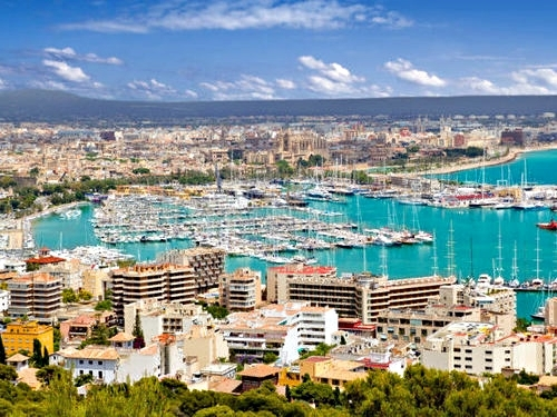 mallorca spain city sightseeing Trip Booking