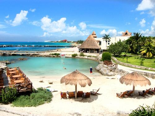 Cozumel Mexico chankanaab park Tour Tickets