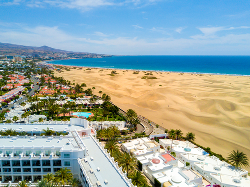 Las palmas treasures of gran canaria excursion las palmas excursions - Port of las palmas gran canaria ...