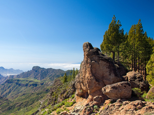 Las Palmas Peaks and Roque Nublo Excursion with Lunch