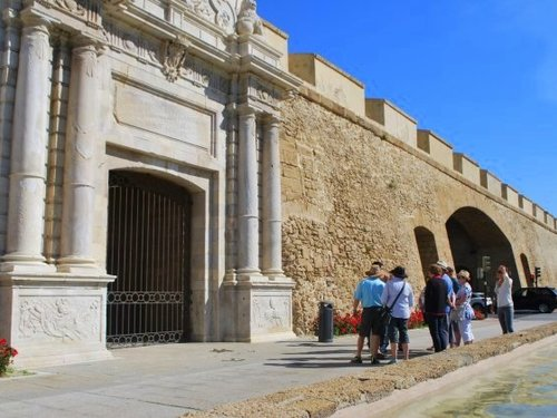 Cadiz Spain city sightseeing Cruise Excursion Booking