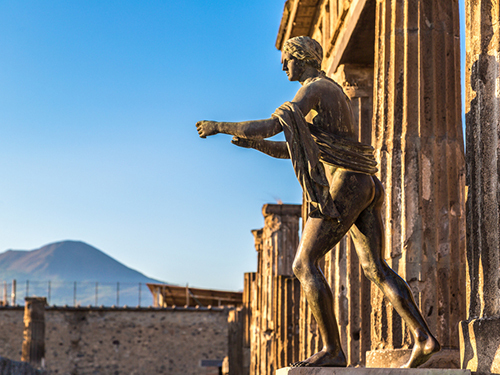 Naples (Capri) Burn City Sightseeing Excursion Tickets