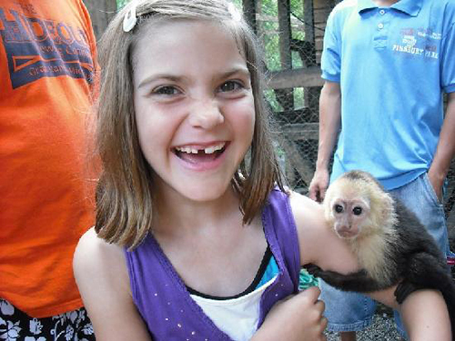 Roatan Monkeys Excursion Reservations