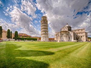 Livorno Affordable Shuttle to Pisa Excursion