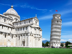 Livorno Best of Florence and Pisa Sightseeing Excursion