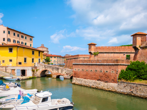 Livorno City Sightseeing Hop On Hop Off Bus Excursion
