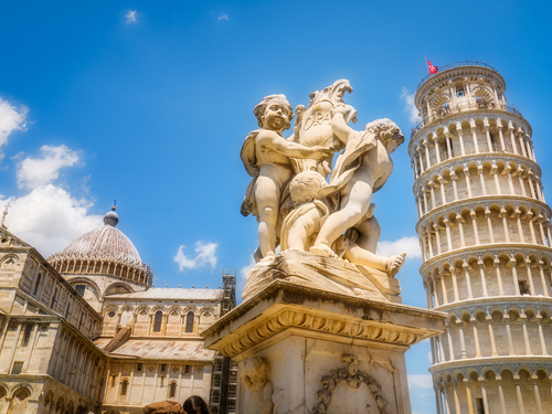 Livorno / Florence Michelangelo statues  Shore Excursion Booking