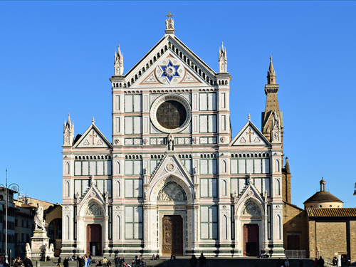 Livorno / Florence Italy Santa Croce Cruise Excursion Booking