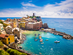 Livorno Private Full Day to Cinque Terre Excursion