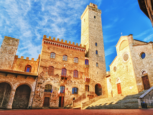 Livorno San Gimignano and Volterra with Private Guide Excursion