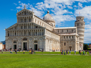 Livorno Shuttle to Florence and Pisa Excursion