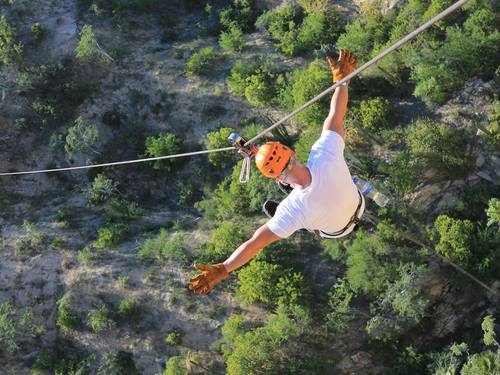 Cabo San Lucas flying through the canyon Excursion Prices