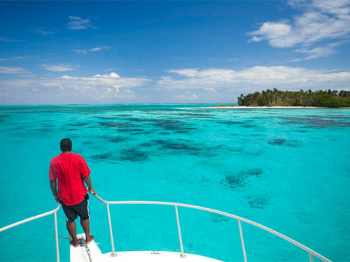 Belize beach break Cruise Excursion