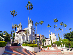 Los Angeles Santa Barbara, Solvang and Hearst Castle Sightseeing Excursion