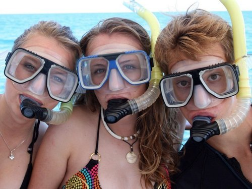 Grand Cayman  George Town 3 stop snorkeling Cruise Excursion