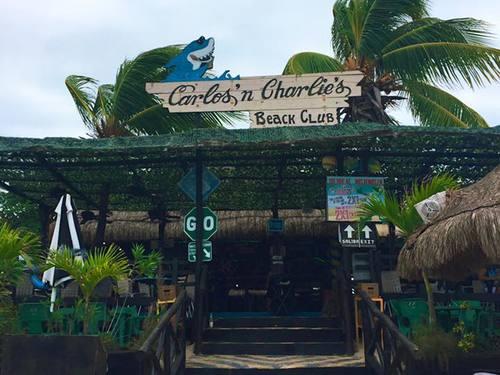 Cozumel Mexico Carols N Charlies All Inclusive Beach Break