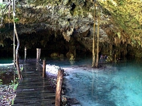 Cozumel cenote snorkel Cruise Excursion Reviews