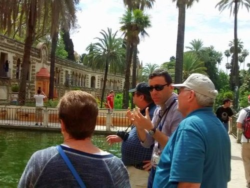 Cadiz seville city sightseeing Trip Booking