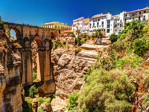 Malaga Day Trip to Ronda Excursion