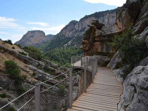 Malaga Adventure Hiking Shore Excursion Reservations