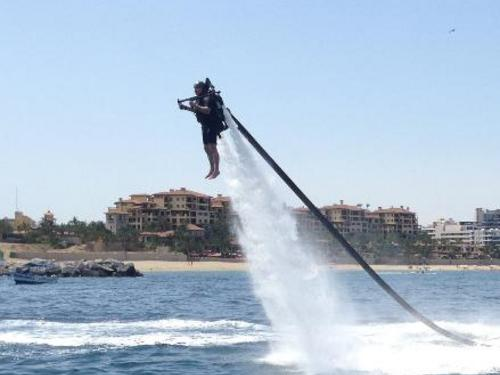 Cabo San Lucas  Mexico water jets Reviews