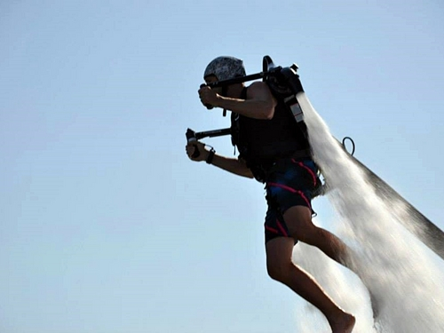 Cabo San Lucas JetPack Cost