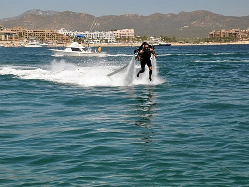 Cabo San Lucas  Mexico water jets Tickets