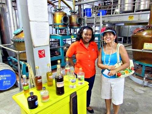 St. Lucia Castries rum distillery Tour Booking