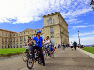 Marseille Best of the City Electric Bike Sightseeing Excursion