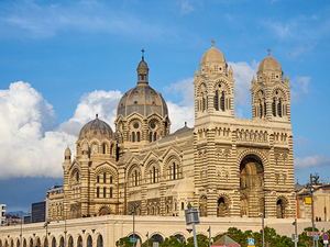 Marseille Half Day City Sightseeing and Walking Excursion