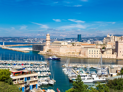 Marseilles Architecture Sightseeing Trip Booking