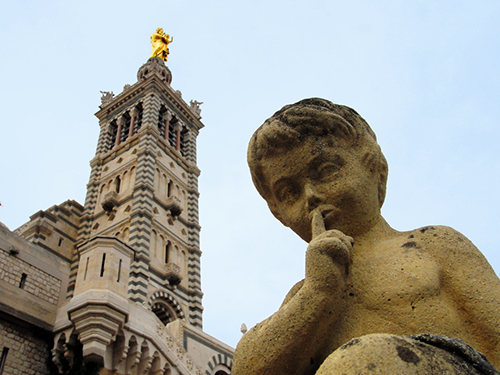 Marseilles Basilica Notre Dame de la Garde Walking Excursion Reservations