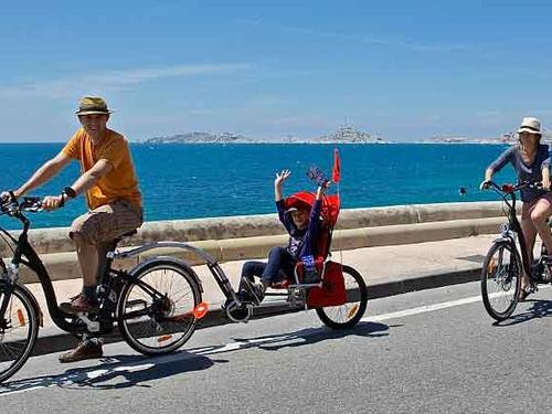 Marseilles  France Pharo Place Bike Tour Tickets