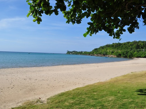 Falmouth  Jamaica private beach Reviews