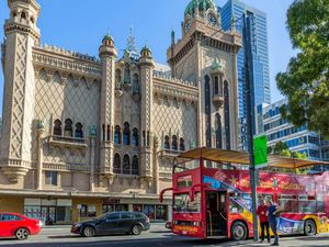 Melbourne Hop On Hop Off City Sightseeing Bus Excursion