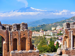 Messina Affordable Shuttle to Taormina Excursion