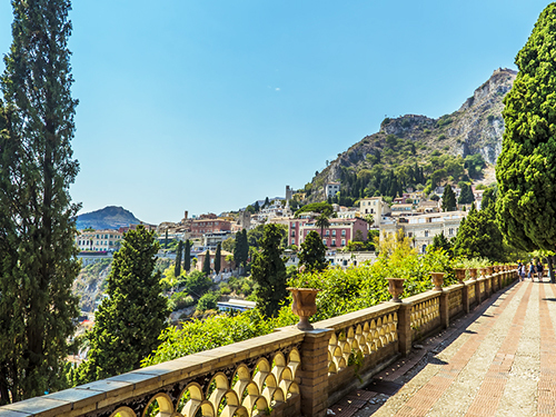 Messina Park Giovanni Colonna Sightseeing Tour Cost