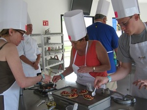 Mexican Cooking Class and Playa Mia Beach Break Excursion in Cozumel
