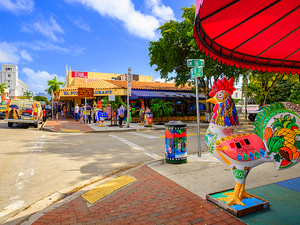 Miami Little Havana Food Tasting and Walking Excursion