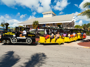 Miami to Key West Day Trip with Conch Train Excursion