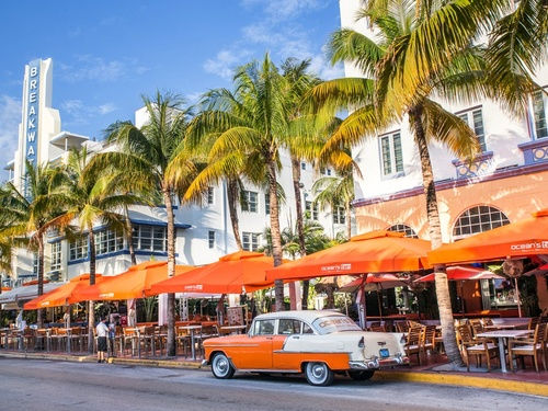 Miami  US south beach Trip Prices