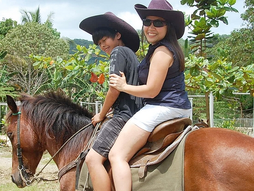 Ensenada Mexico guided horseback Trip Reservations