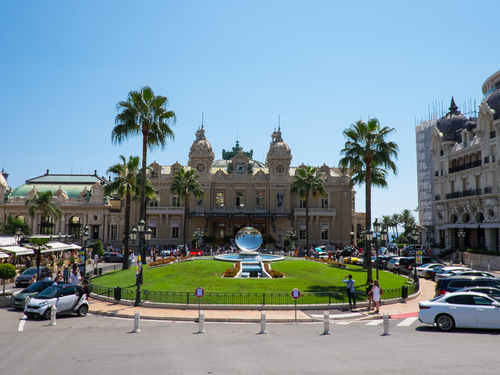 Monte Carlo Monaco Casino Excursion Prices