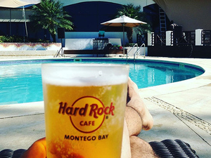 Montego Bay Beach Day at Hard Rock Cafe Excursion