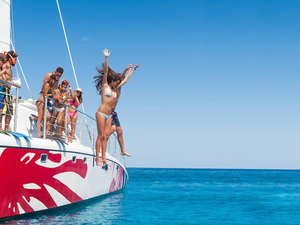 Montego Bay Catamaran Sail and Snorkel Excursion