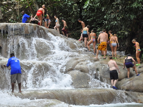 Montego Bay Falls Tubing Tour Tickets