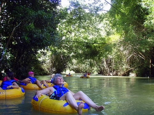 Montego Bay Falls Tubing Tour Prices