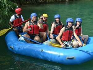 Montego Bay Rose Hall, River Adventure and Beach Break Excursion with Lunch