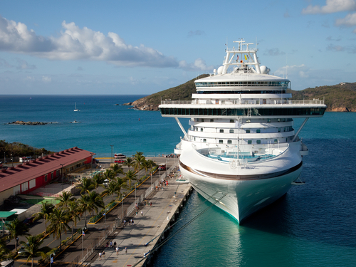 Charlotte Amalie Margen Bay Cruise Excursion Booking