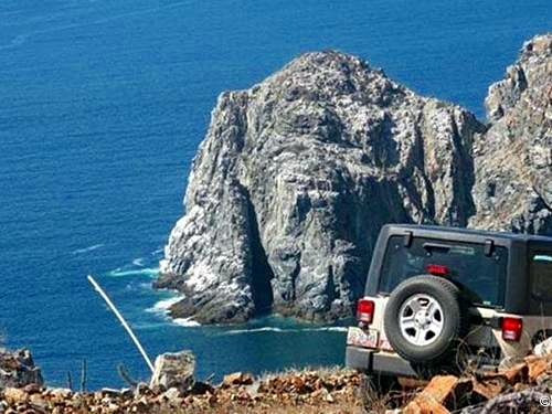 Cabo San Lucas 4x4 Jeep Excursion
